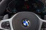 BMW 5 Series 2021 instrument display