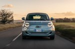 Fiat 500 Cabrio 2021 front tracking