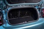 Fiat 500 Cabrio 2021 boot open