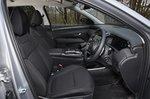 Hyundai Tucson 2021 RHD front seats