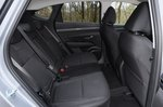 Hyundai Tucson 2021 rear seats
