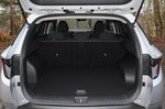Hyundai Tucson 2021 RHD boot open