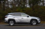 Hyundai Tucson 2021 right panning
