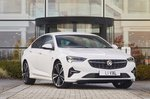 Vauxhall Insignia 2021 front static
