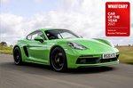 Porsche Cayman 2021 COTY