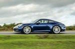 Porsche 911 2021 left panning