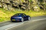 Porsche 911 2021 wide rear tracking