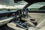 Porsche 911 2021 front seats