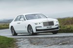 Rolls-Royce Ghost 2021 right front cornering