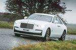 Rolls-Royce Ghost 2021 front cornering