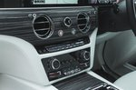 Rolls-Royce Ghost 2021 centre console