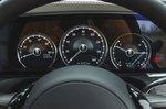 Rolls-Royce Ghost 2021 instruments detail