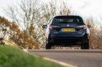 Suzuki Swace 2021 rear tracking