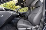 Suzuki Swace 2021 front seats