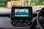 Suzuki Swace 2021 infotainment