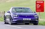 Porsche Taycan 2021 COTY