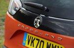 Vauxhall Crossland 2021 RHD rear detail