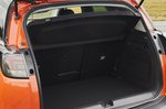 Vauxhall Crossland 2021 RHD boot open