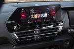 Citroën C4 2021 infotainment