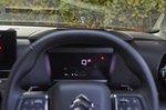 Citroën e-C4 2021 dashboard detail