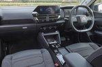 Citroën e-C4 2021 dashboard