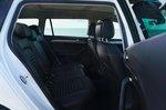 Volkswagen Passat GTE 2021 rear seats