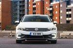 Volkswagen Passat GTE 2021 front static