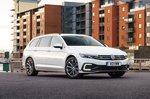Volkswagen Passat GTE 2021 front right static