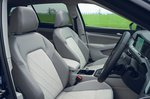 Volkswagen Golf Estate 2021 front seats