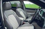 Volkswagen Golf Estate 2021 front seats