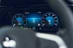 Volkswagen Golf Estate 2021 instrument cluster