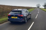 Volkswagen Golf Estate 2021 rear tracking