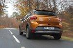 Dacia Sandero Stepway 2021 rear tracking