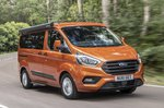 Ford Transit Nugget 2021 front tracking