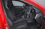 Audi A3 2021 front seats