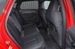 Audi A3 2021 rear seats