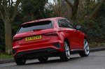 Audi A3 2021 rear tracking