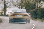 Audi E-tron GT RS 2021 rear
