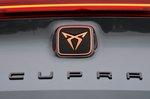 Cupra Formentor 2021 badge