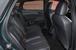 Cupra Formentor 2021 rear seats