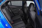 Peugeot e-2008 2021 rear seat