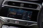 Jaguar I-Pace 2021 infotainment