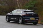 Jaguar I-Pace 2021 left rear tracking
