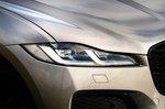 Jaguar F-Pace 2021 front detail