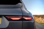 Jaguar F-Pace 2021 rear detail