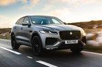 Jaguar F-Pace 2021 front