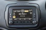 Jeep Renegade infotainment