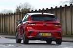 Kia Rio 2021 rear tracking