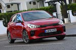 Kia Rio 2021 right panning