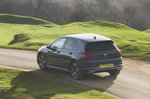 Volkswagen Golf GTE 2021 rear tracking